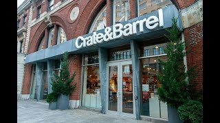 The Fun And Curious History Of Crate & Barrel