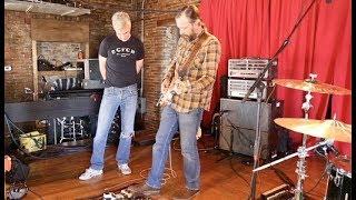 Gearhead alert: Earthless hangs with Premier Guitar Rig Rundown