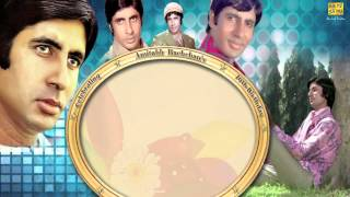Amitabh Bachchan - Lyrics Video - Bombay To Goa - YouTube