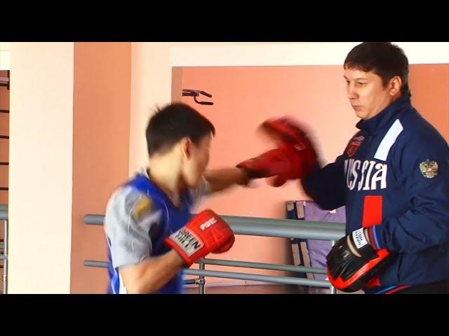Ангарские боксеры вошли в сборную страны