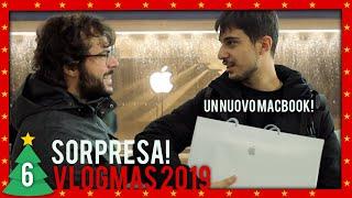 Sorpresa a Gianmarco all'Apple Store! | VLOGMAS 2019 #6