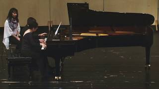 Rainer Bartl, Toccata capricciosa für Klavier vierhändig / for Piano Four Hands
