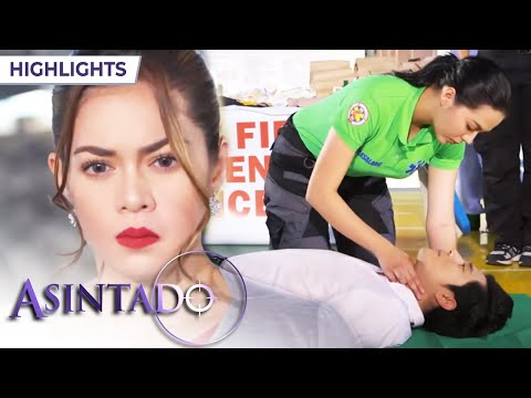 Asintado: Samantha sees Ana and Gael at the training center | EP 81