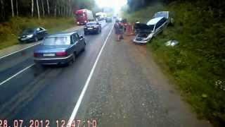 Страшная авария,Россия