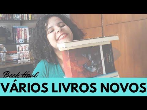 BOOK HAUL DE NOVEMBRO   VLOGMAS #26   Livraneios