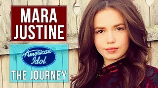 The Story of Mara Justine and her Journey to American Idol | American Idol 2018 - Video Youtube