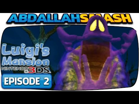 Luigis Mansion Walkthrough 3ds Hidden Mansion Co Op