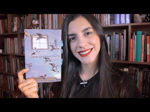 Entre na ZONA DE DESCONFORTO (de Lindevania Martins)
