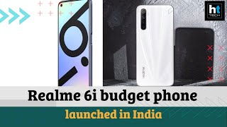 Realme 6i with 90Hz display, MediaTek Helio G90T chipset launched in India - Download this Video in MP3, M4A, WEBM, MP4, 3GP