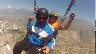 preview picture of video 'iskenderun yamaç paraşütü'