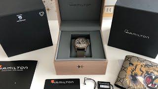 4K Unboxing & Review New 2019 2020 Hamilton Khaki Field Mechanical H-50 H69449961