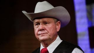 GOP at odds over electing Roy Moore amid sexual misconduct allegations