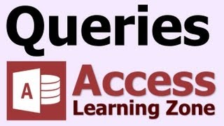 What is a Query in Microsoft Access? How to Create a Query in Microsoft Access. How to Run a Query.