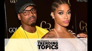 It's Getting Messy Between Stevie J  Joseline + Q Parker!!: The Big Tigger Show