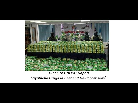 Synthetic Drugs in East and Southeast Asia: Latest developments and challenges 2021