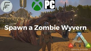 ARK Zombie Wyverns Admin Commands