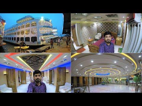 EXCLUSIVE Launch Journey - পারাবত ১২ লঞ্চে বরিশাল থেকে ঢাকা ভ্রমণ - PARABAT 12
