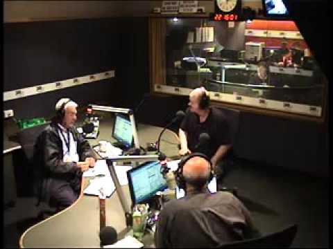 Brendan Scott with Philip and Simon on 3AW Nightline Fri 160115