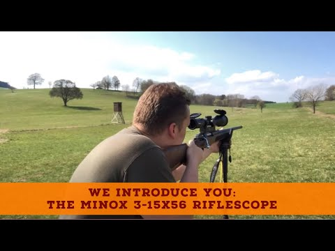 minox: Test: Minox 3-15x56 – A new all-round quality riflescope