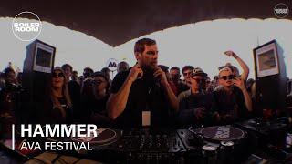 Hammer Boiler Room X AVA Festival DJ Set