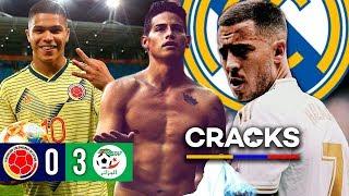 'JAMES está MEJOR que HAZARD' | CUCHO HERNANDEZ jugó DESGARRADO | ¿QUÉ dijo QUEIROZ tras la DERROTA?
