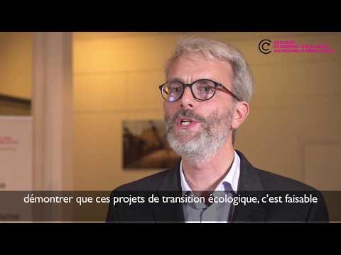 [#AteliersEC] Interview de Jérôme d'ASSIGNY (Ademe)