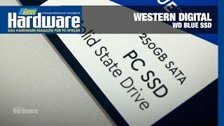 Western Digital WD Blue SSD im Test / Review