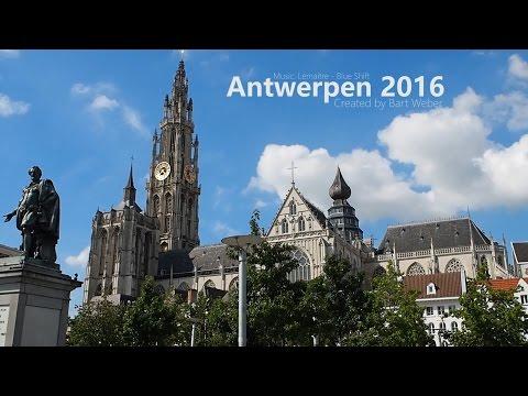 Antwerpen, België 2016