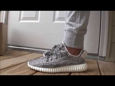 Kanye West x Adidas Yeezy Boost 350 Sneaker Unboxing,Sizing & On Foot