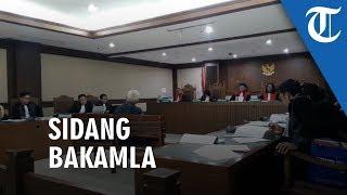 Pemeriksaan Terdakwa, Erwin Syaaf Arief Buka-bukaan di Sidang Bakamla