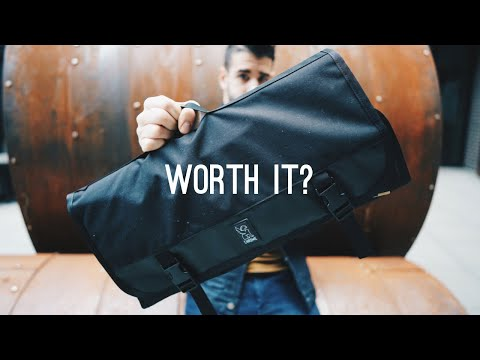 CHROME Chef's Knife Bag Review + What's Inside?