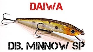 Воблер daiwa td minnow sp 95