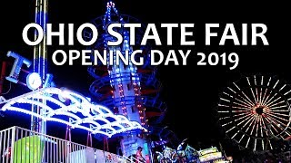 Ohio State Fair OPENING DAY 2019
