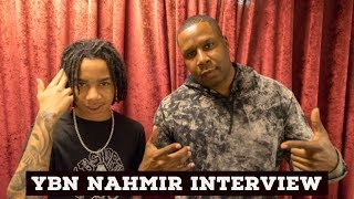 Ybn Namir I was famous before rap  using a Rock Band Mic and Playing Videos