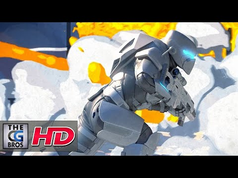 """CGI 3D Animated Trailers """"Hybrid Wars Intro Cinematic"""" – by  Flipbook"""