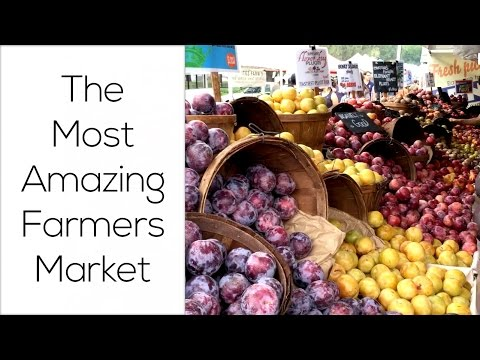 Download The Most Amazing Farmers Market!!! Mp4 HD Video and MP3