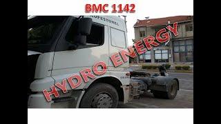 bmc 1142 hidrojen yakıt tasarruf cihaz montajı