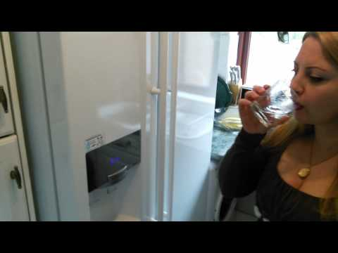 Samsung American Fridge/Freezer review by Fiona