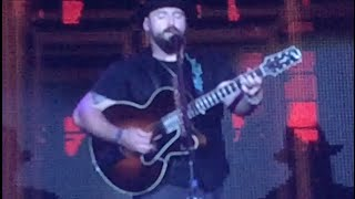 Zac Brown Band - Beautiful Drug (Live 5-8-15)