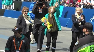 Boston Marathon 2016 - April 18