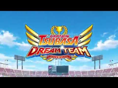 "Holly e Benji sbarcano su smartphone: arriva l'app ""Captain Tsubasa: Dream Team"""