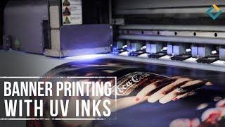Custom Vinyl Banner Printing Process
