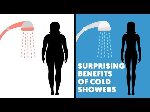 7 Surprising Benefits of Taking Cold Showers in the Morning