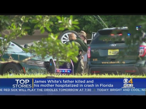 Patriots RB James White's Father Killed In Florida Crash
