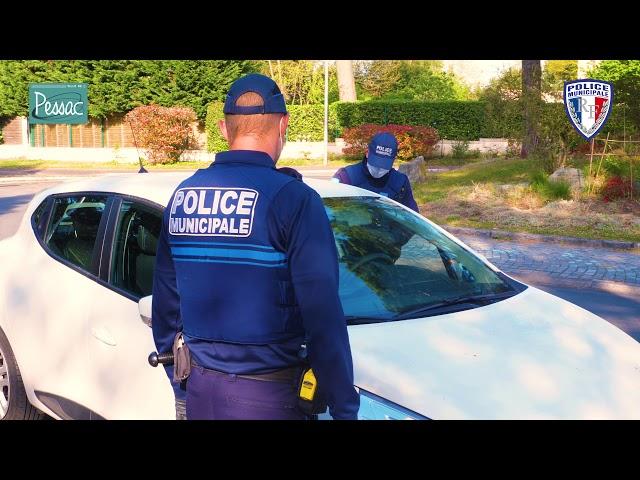 La Ville à vos côtés - 24h avec la Police Municipale