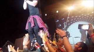 Jesse McCartney - Leavin'/How Do You Sleep/Back Together (Live in Trinidad)