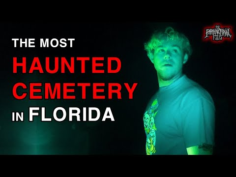 Is This The Scariest Haunted Cemetery In Florida?