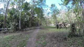 preview picture of video 'Trail de Corozal Parte 1'