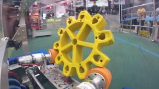 Team 4276 Gear Intake Design