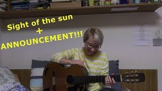 Sight of the sun - fun. (cover) | ANNOUNCEMENT at the end of the video!